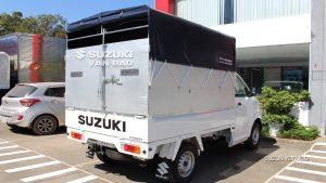 suzuki 7 tạ thùng mui bạt ngắn