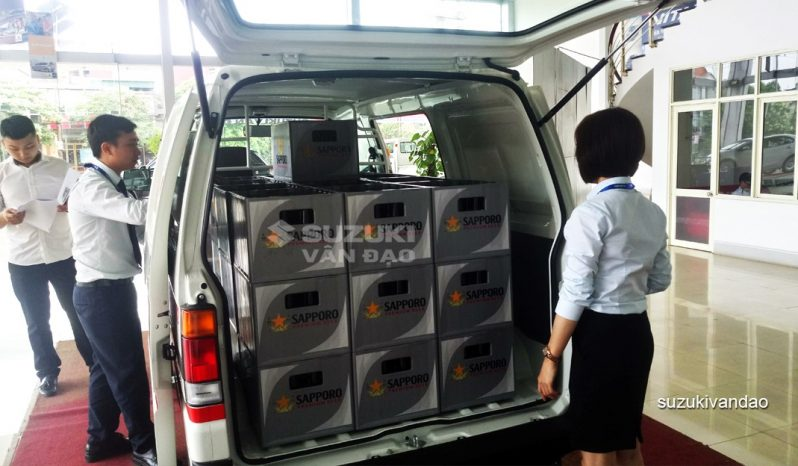 Suzuki Blind Van full